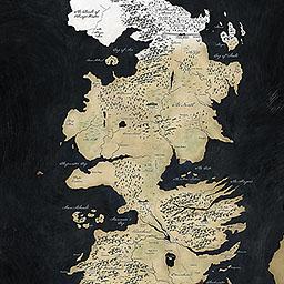 Westeros Karte Hd.Game Of Thrones Arya S Journey Storymapjs Northwestern